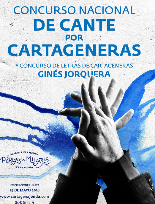 Concurso Nacional de Cante por Cartageneras 2018