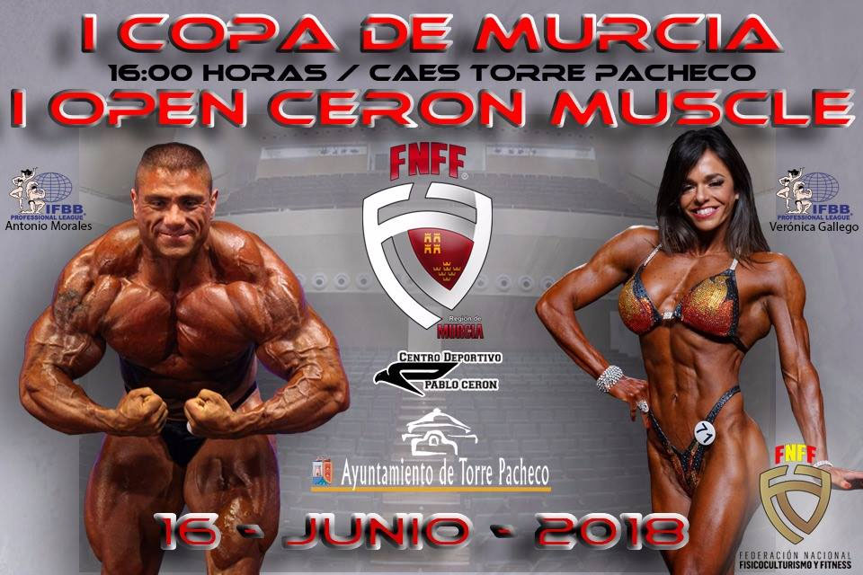 I Open Ceron Muscle