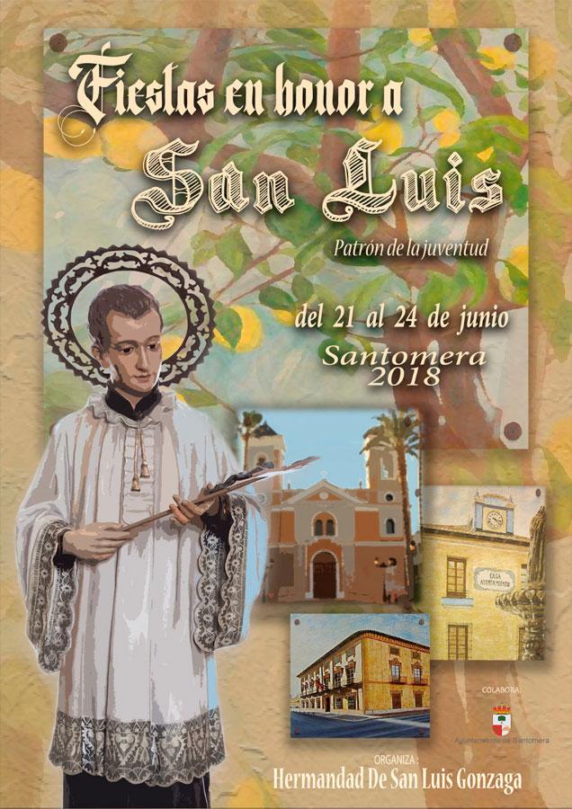 Fiestas de San Luis en Santomera