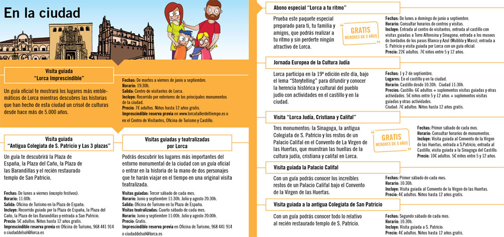 Lorca en Verano