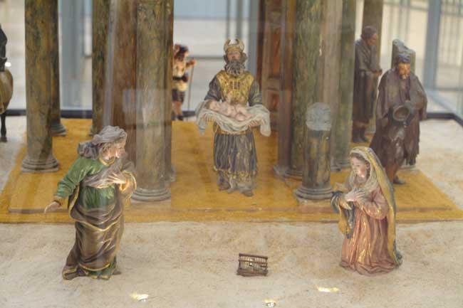 Presentación en el Templo. Belén de Salzillo
