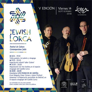 V Festival ''Jewish Lorca'' 2018