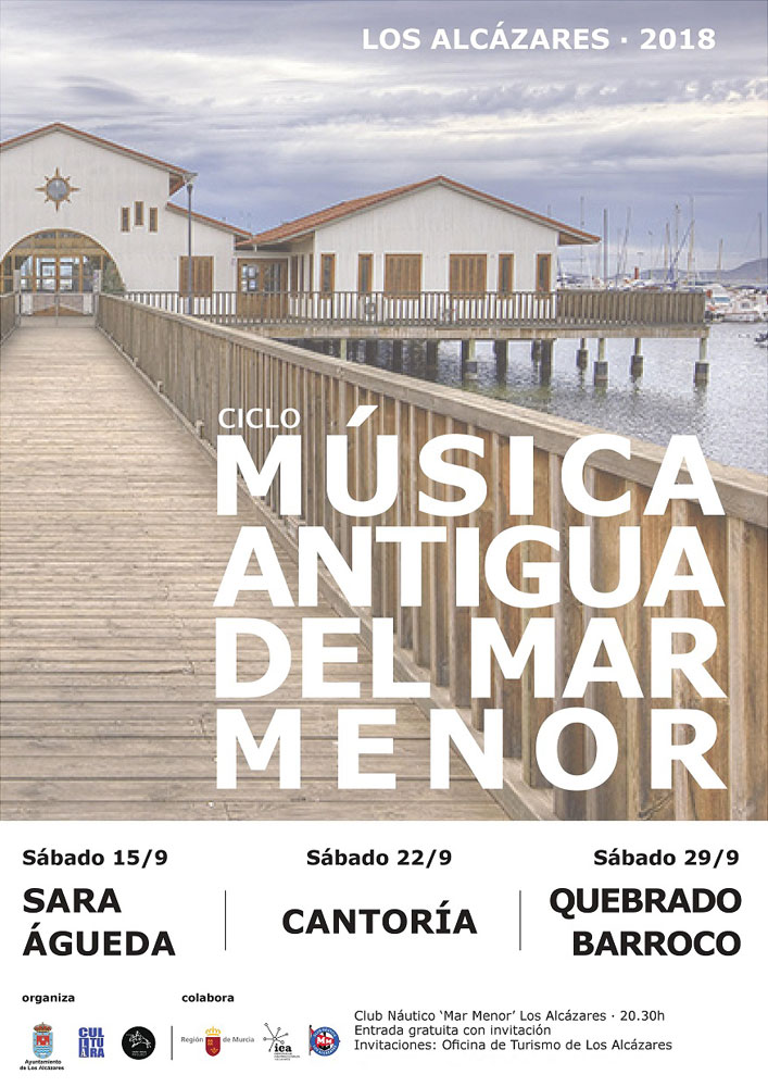 Ciclo de Música Antigua del Mar Menor