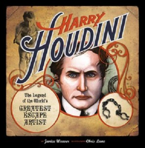 Harry Houdini (Budapest, 1874-Detroit, 1926)