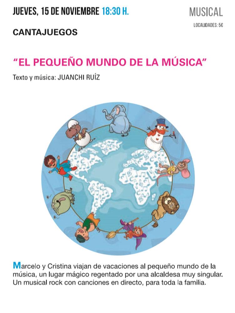 El pequeño mundo de la música