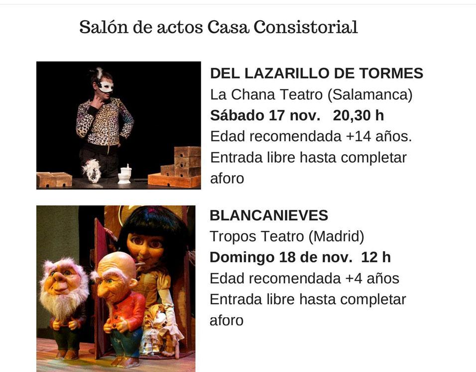 El Festival TítereMurcia en Los Alcázares