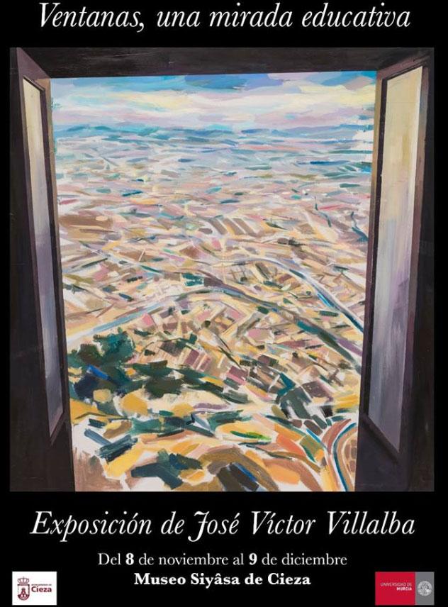 Exposición del pintor José Víctor Villalba