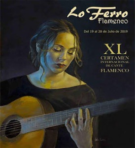 Lo Ferro Flamenco, cartel 2019