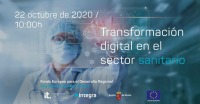 Transformación digital en el sector sanitario