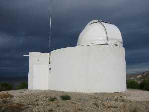 Observatorio Astronómico de Cabezo de la Jara. Puerto Lumbreras