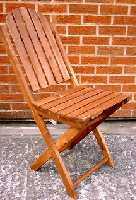 Muebles de jard n sillas plegables de madera origen - Muebles de jardin murcia ...