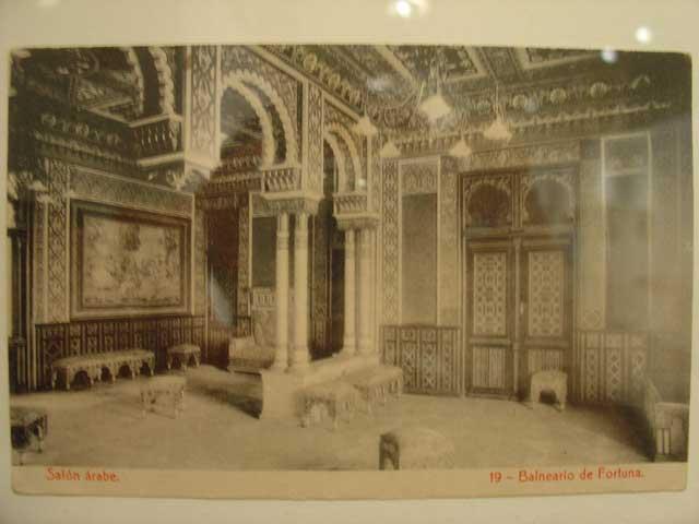 Baños Romanos Fortuna:Historia de Los Baños de Fortuna- Edad Media y Edad Moderna – Región