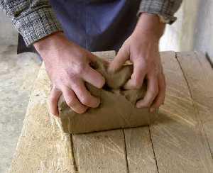 Alfarer a y cer mica materia prima regi n de murcia digital for Arcilla para ceramica