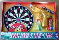 Juego De Dardos Con Pistola Family Dart Game Origen Desconocido