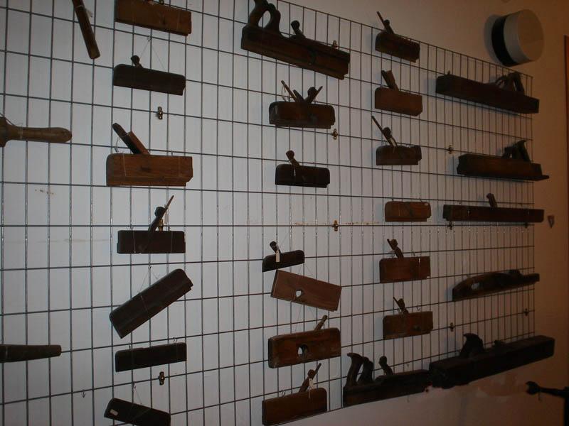 Colecci n de herramientas de carpinter a - Herramientas de carpinteria nombres ...