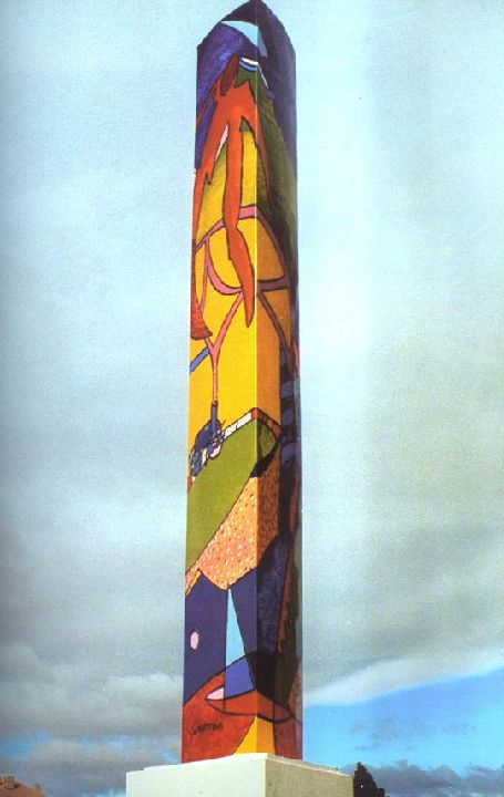 Crist bal gabarr n trayectoria art stica de 1990 a 1999 - Puertas en valladolid ...