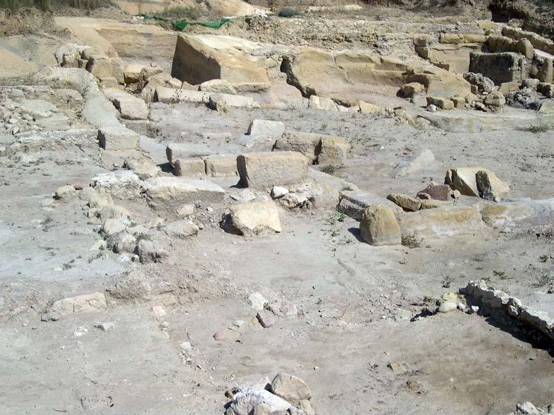 Baños Romanos Fortuna:Época Romana – Santuario Romano de Fortuna – Región de Murcia