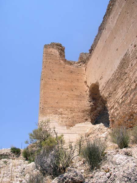 Torreón y Lienzo del Alcázar