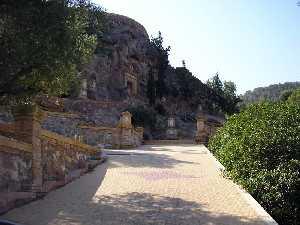 Paseo Cueva de la Cómica