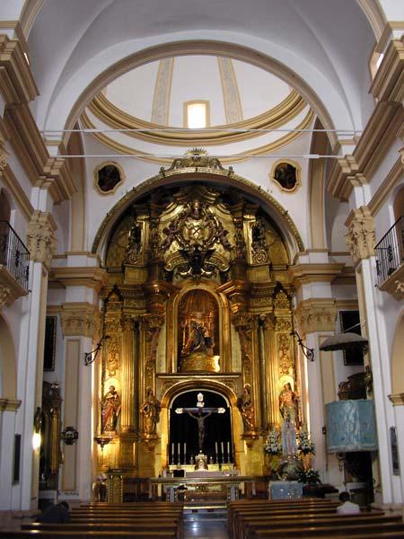 Iglesia de San Pedro - Historia y Personajes - Región de
