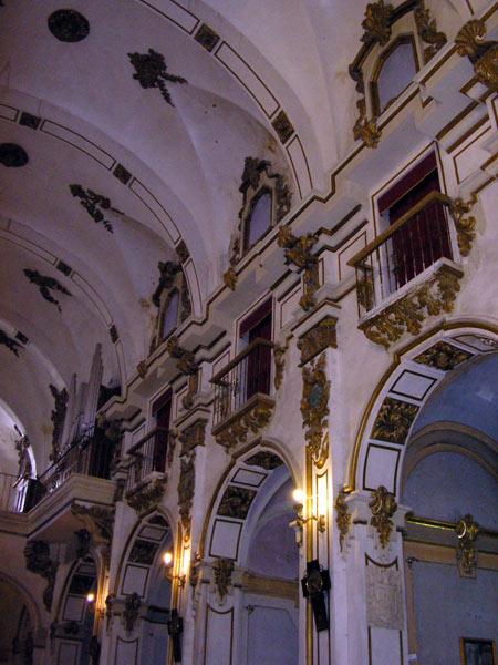 Iglesia y convento de la merced arquitectura regi n de for Arquitectura interior sl