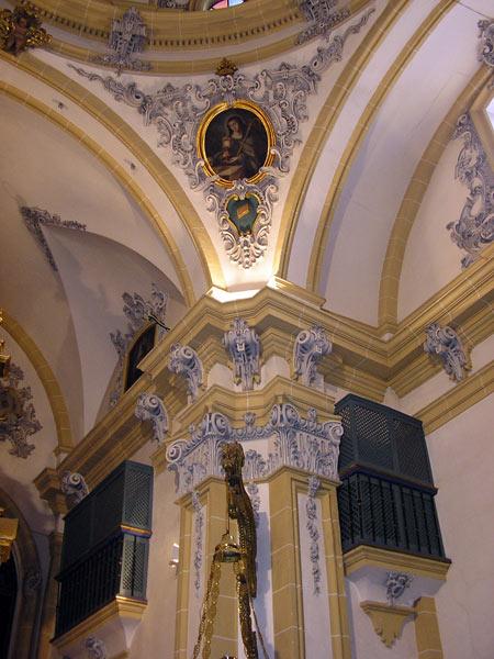 Monasterio de sta clara arquitectura regi n de murcia for Arquitectura interior sl
