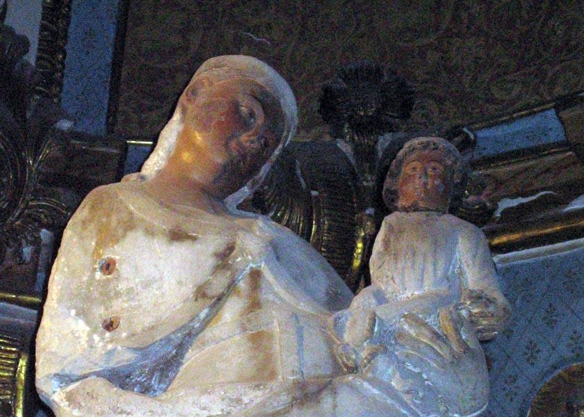 curvo Virgen vaginal en Almería