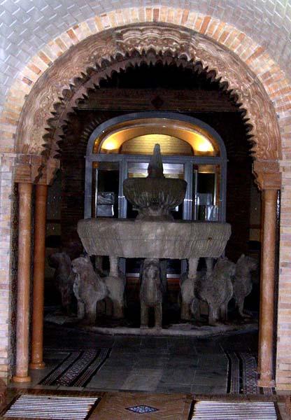 Los ba os de archena arquitectura y zonas regi n de - Banos de archena ...