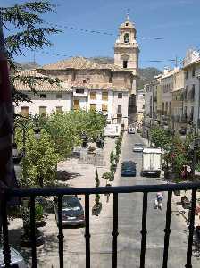 Vistas desde el Ayuntamiento