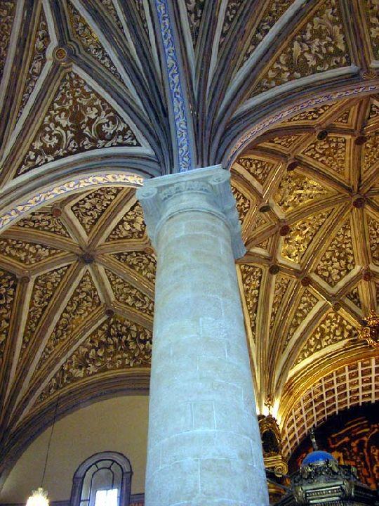 Iglesia nuestra se ora de la asunci n arquitectura for Arquitectura interior sl
