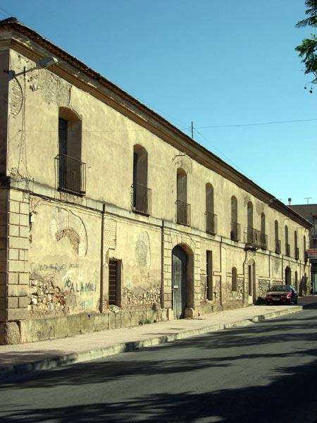 El marquesado de los velez patrimonio religioso y civil for Casas de citas en murcia