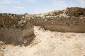 Castillo de Nogalte en Puerto Lumbreras