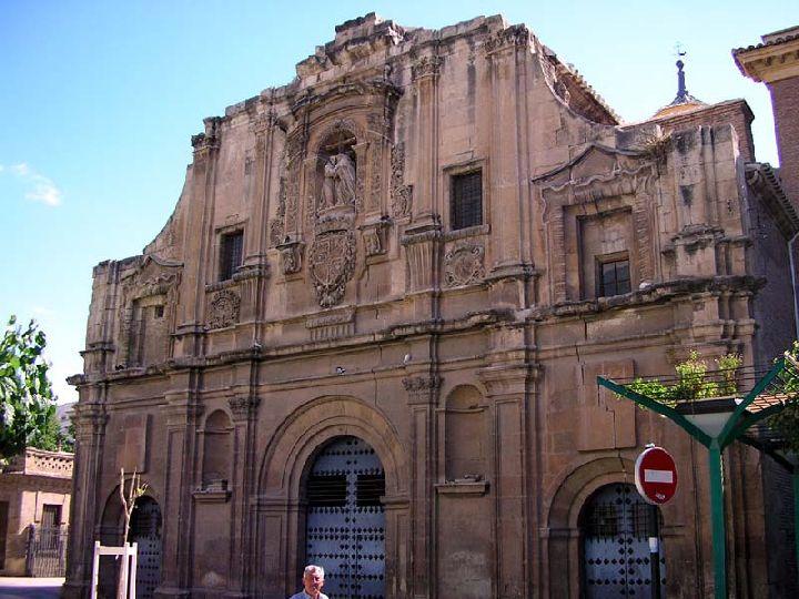 Iglesia de santo domingo y capilla del rosario de murcia - Puertas de interior en murcia ...