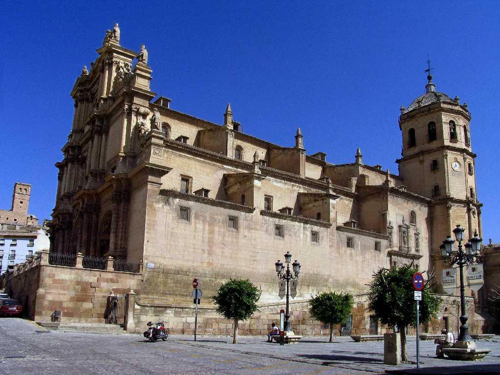 Ceremonia y r brica de la iglesia espa ola colegiata de - Lorca murcia fotos ...