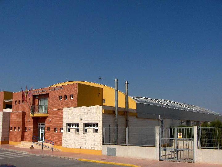 Fotos concurso fuente lamo fotograf as regi n de murcia for Piscina municipal cubierta