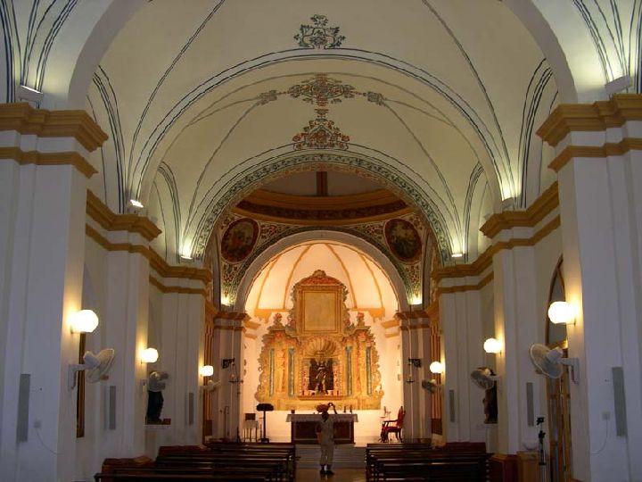 Ermita de san roque arquitectura regi n de murcia digital for Arquitectura interior sl