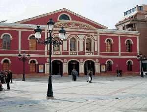 Teatro Guerra de Lorca