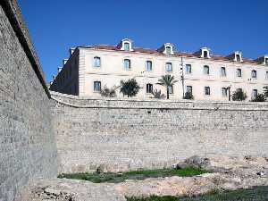 La Muralla del Mar de Cartagena