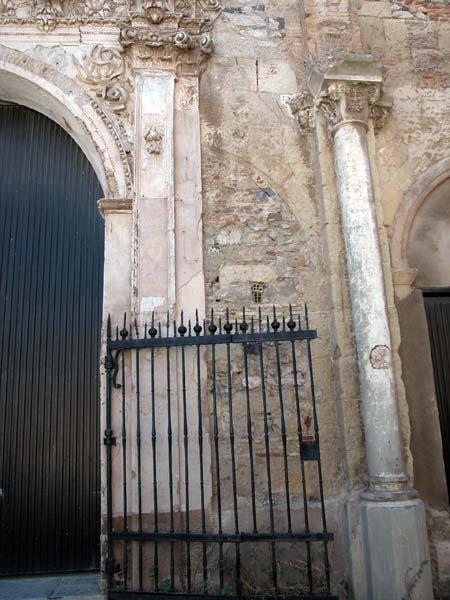 Catedral antigua de santa mar a arquitectura regi n de for Arquitectura interior sl