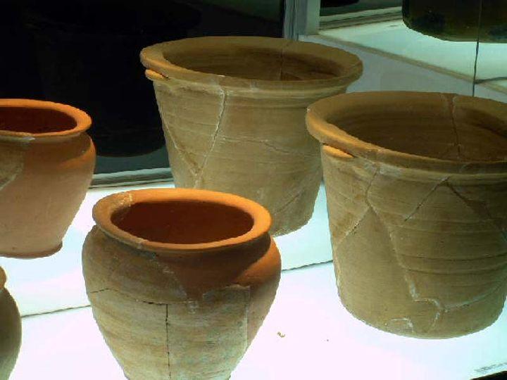 Factor a de salazones los restos arqueol gicos regi n de - Ceramicas mazarron ...