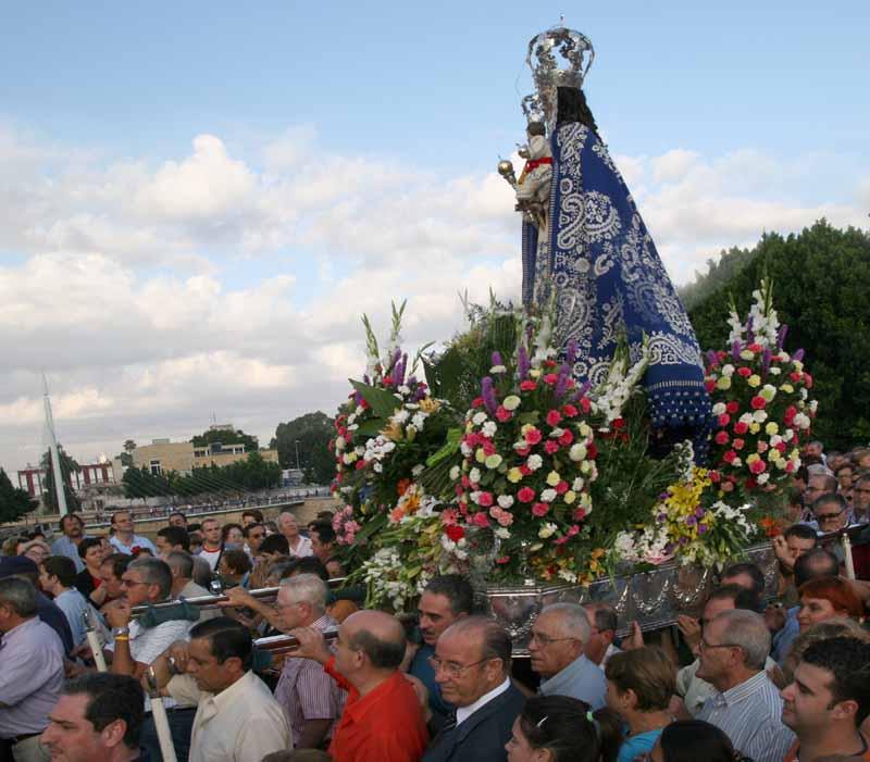 Una marea de gente [Murcia_Feria de Septiembre]