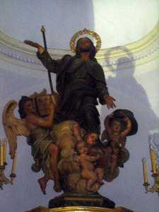 Santiago Apóstol [Iglesia de Santiago de Lorca]