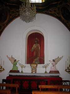 Cristo [Iglesia de Santiago de Lorca]