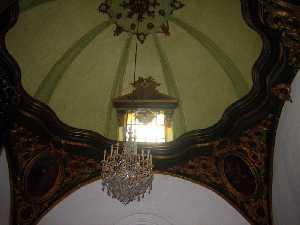 Detalles del Techo [Iglesia de Santiago de Lorca]