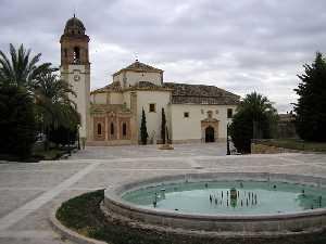 Santuario de la Virgen de las Huertas de Lorca