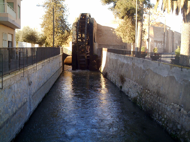 Acequia Mayor Aljufia