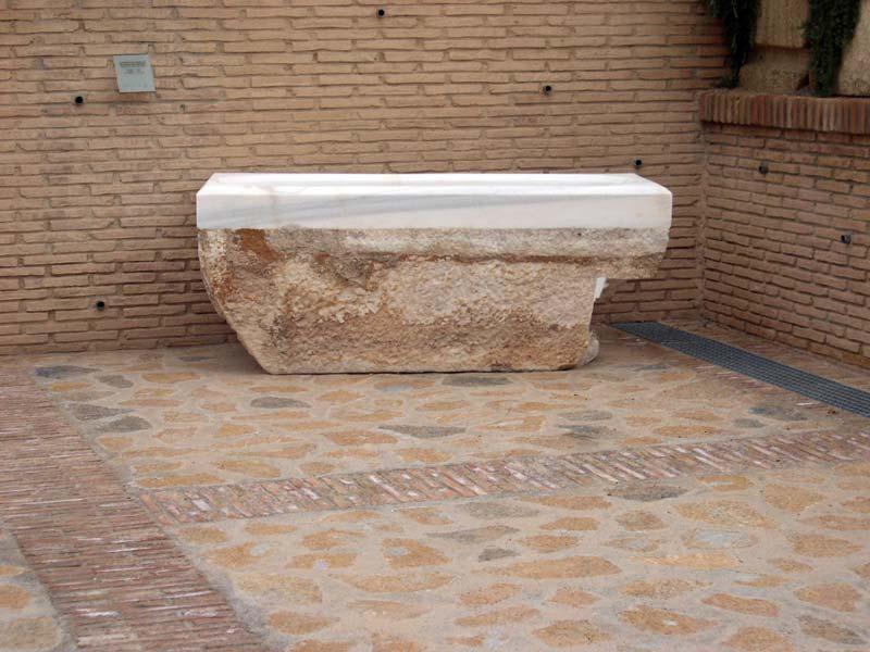 Baños Romanos Fortuna:Baños Romanos de Alhama de Murcia-Los Baños Islámicos – Región de