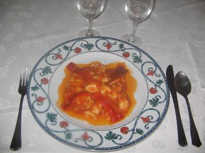 Bacalao fresco con tomate regi n de murcia digital - Bacalao fresco con tomate ...