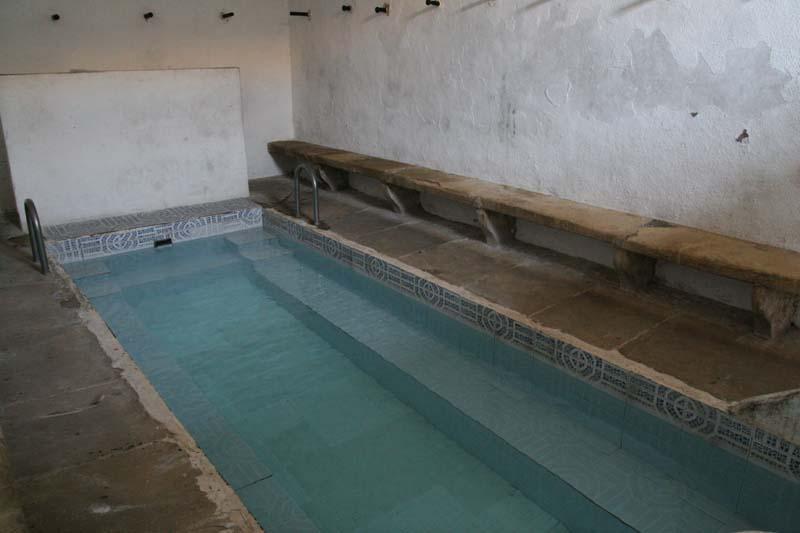 Baños Antiguos Fotos:Antiguos baños termales [Mula_Los Baños]