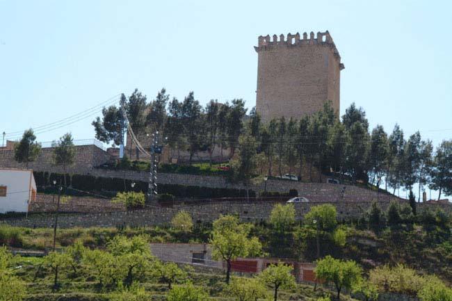 Resultado de imagen de castillo de moratalla